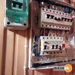 Электропроводка в пристройке