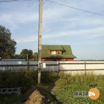 Подключение загородного дома